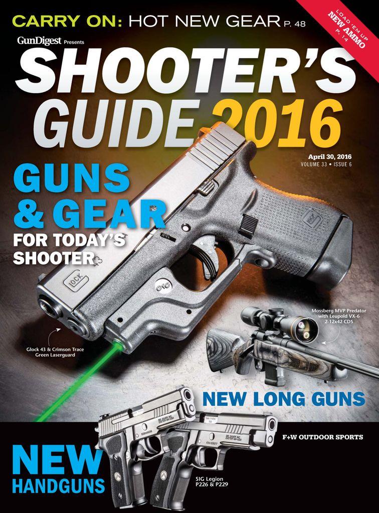 Gun Digest - September 2018 PDF download free
