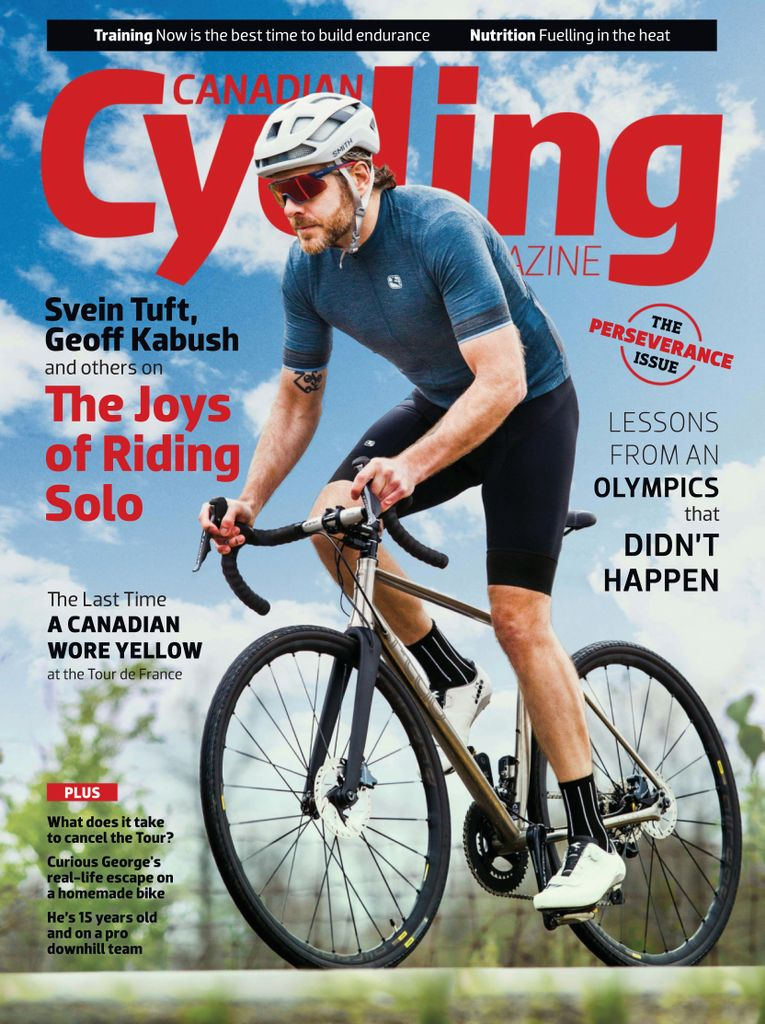 as - Canadian Cycling Magazine