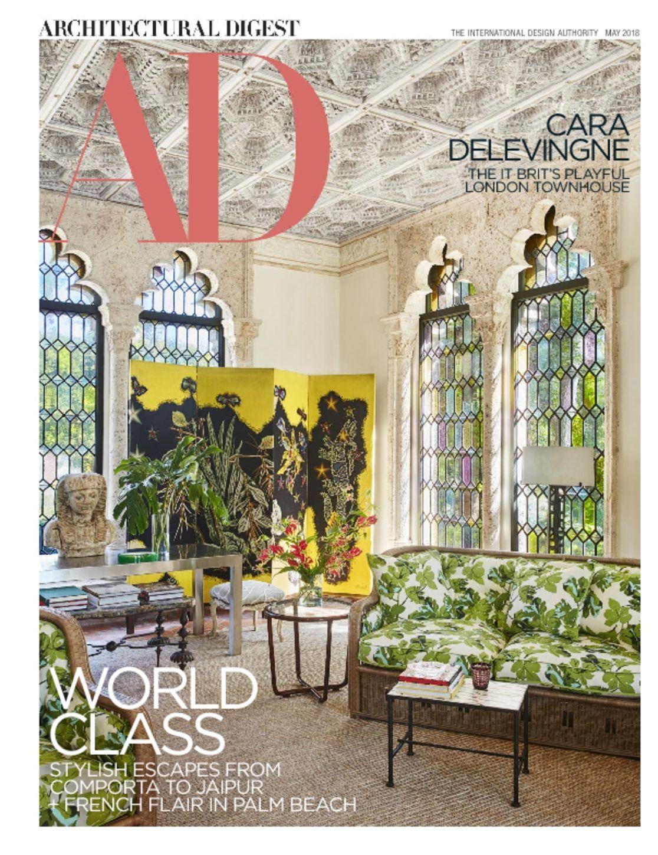 Architectural Digest Magazine   The International Design ...