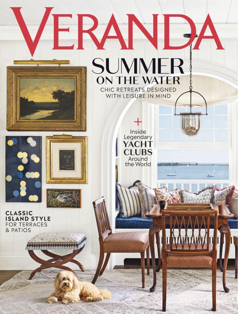 Veranda Magazine | Lifestyle at Its Finest - DiscountMags.ca