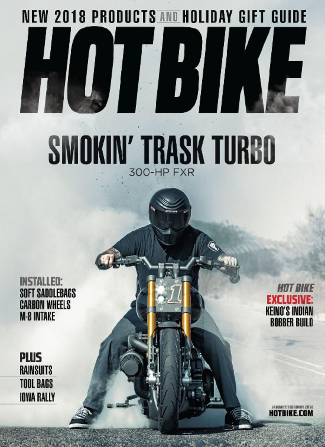 bike magazine magazines motorcycle lifestyle covers custom bikes issue subscription january discountmags subscriptions weekly latest subscribe
