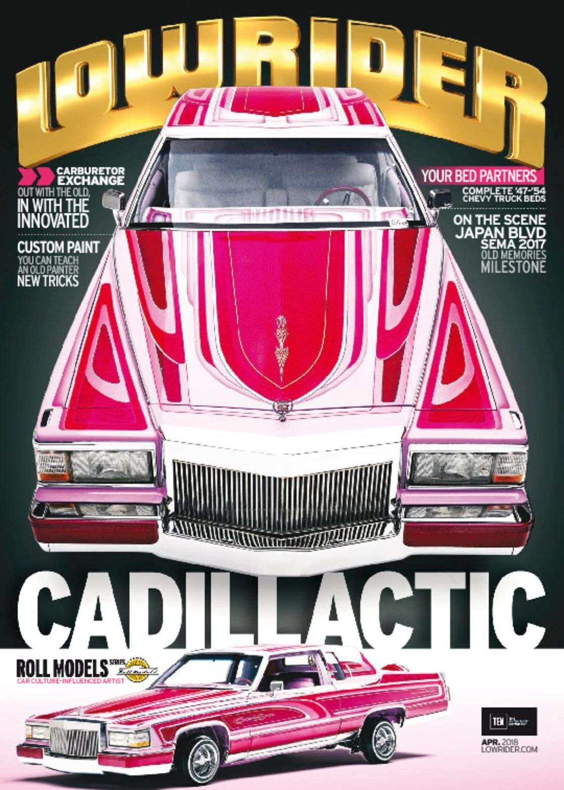0 Interest Car Deals >> Lowrider Magazine | Subscribe to Lowrider Mag - DiscountMags.com