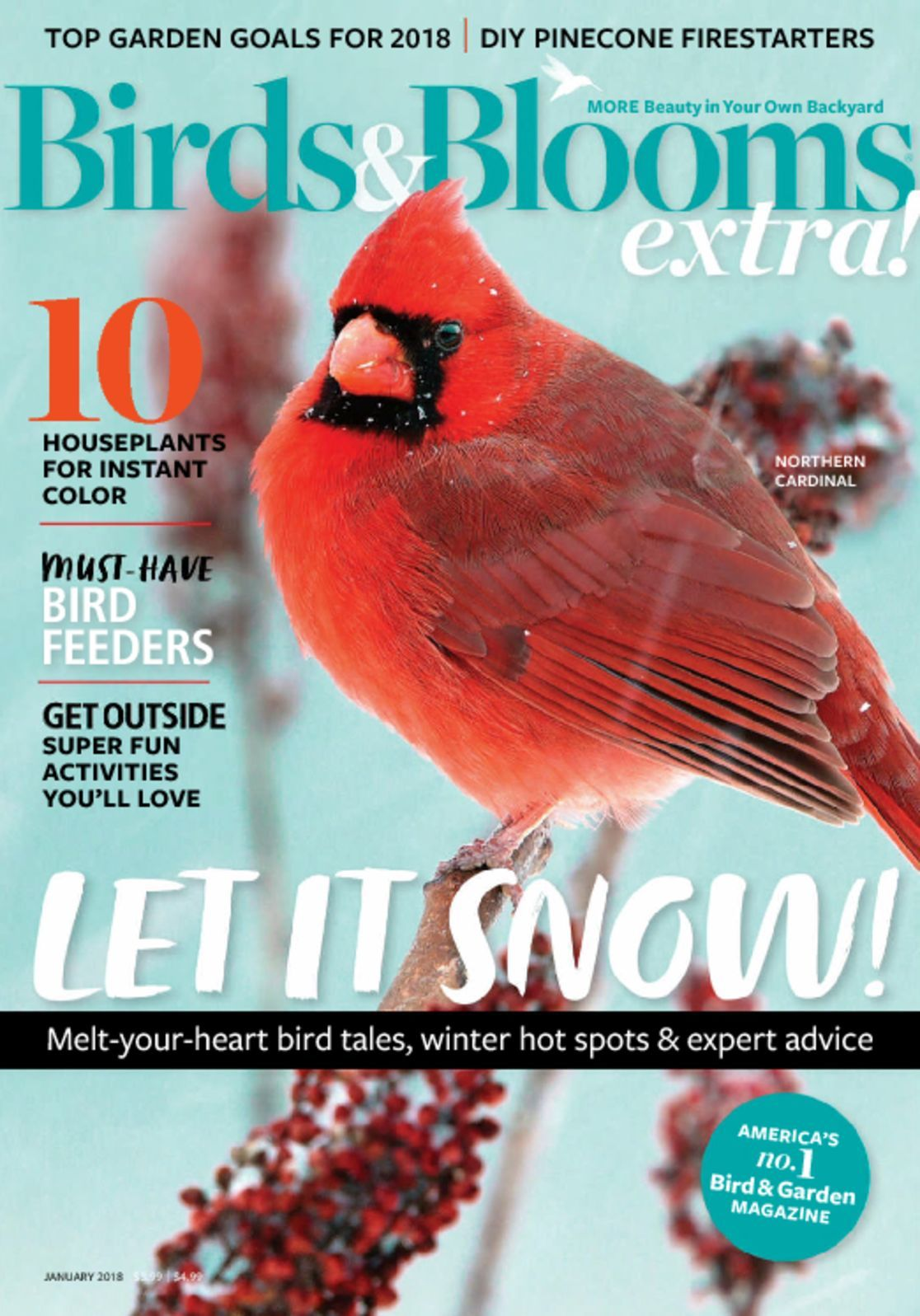 Birds and Blooms Extra Magazine (Digital) - DiscountMags.com