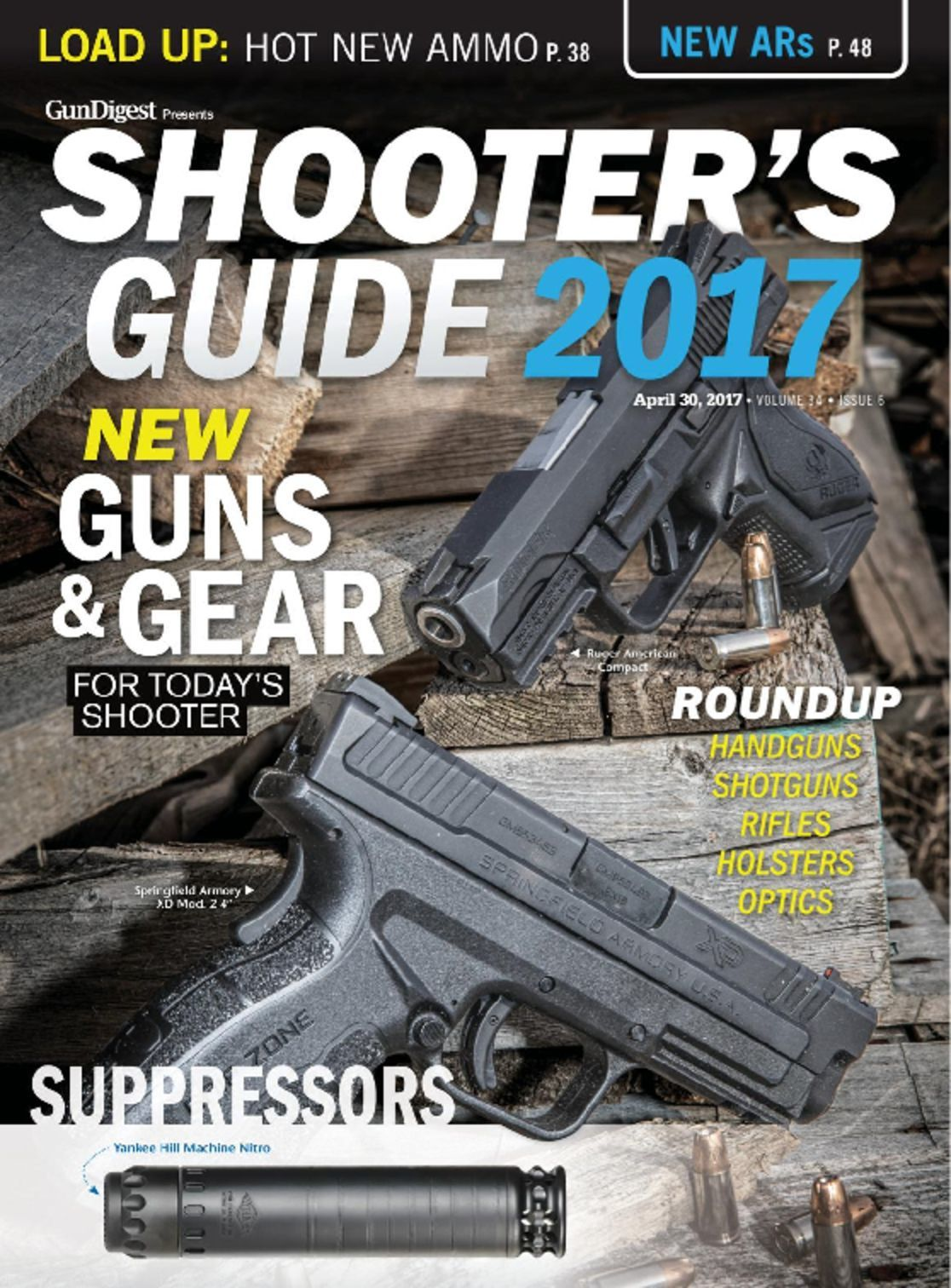 gun digest presents shooters guide magazine digital discountmags