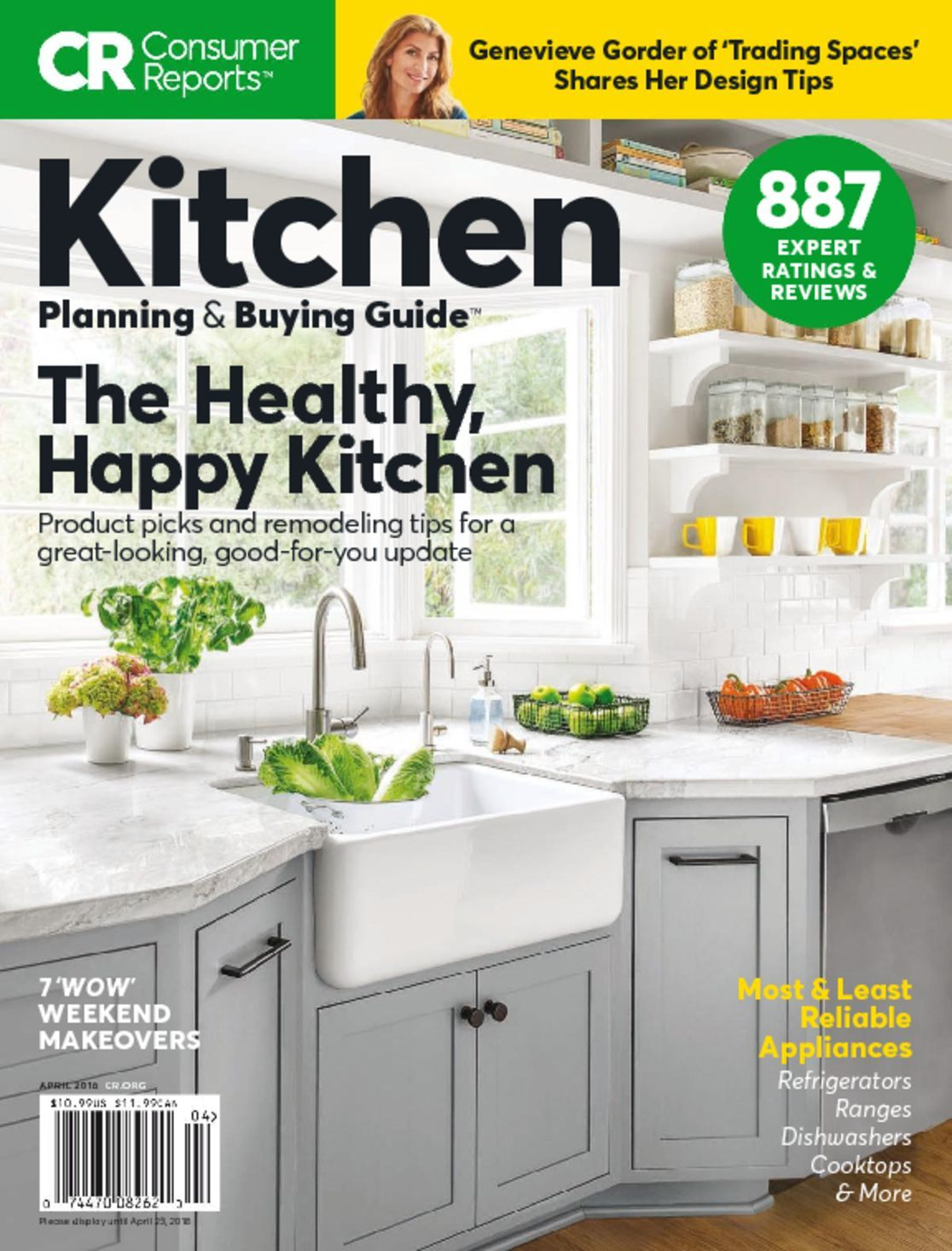 Superbe Consumer Reports Kitchen Planning And Buying Guide Magazine (Digital)    DiscountMags.com